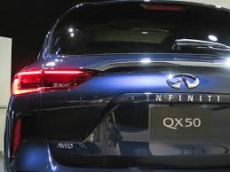 infiniti qx60 hybrid gone from all new 2019 infiniti qx50 4 new things you should know