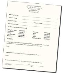 writing a referral letter role playing talk to doctors the u0027write u0027 way