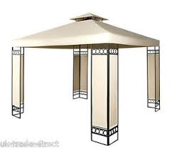 Argos Gazebos And Garden Awnings Details About Metal Gazebo Canopy Awning Marquee Square Party Tent