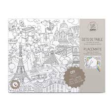 coloring placemats omy city coloring placemats rex