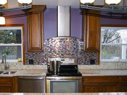purple kitchen backsplash rooms viewer hgtv