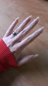 best 25 long fingernails ideas on pinterest gel manicure near