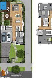 houses floor plan 2d colour floor plan houses gallery budde design qld australia