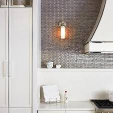 kitchen backsplash trim ideas gray brick kitchen backsplash tiles design ideas