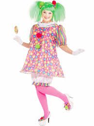 tickles the clown women u0027s plus size costume costumes halloween