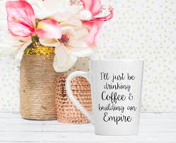 building and empire mug downline gift gifts for