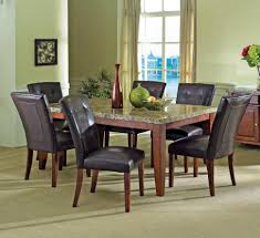 kitchen chairs classic design of granite table top with