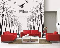 living room wall stickers appealing wall sticker designs for living room images best