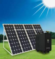use solar china home use portable solar generator 1kw china solar