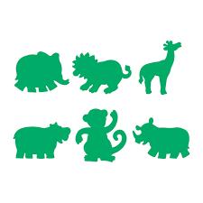 farm animal stencil set of 6 eeny meeny