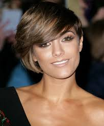 Cute Modern Hairstyles by Hairstyles Modern Short Bob Hairstyles With Fringe And