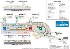 Dulles Terminal Map Washington Dulles Airport Google Map Cashin60seconds Info
