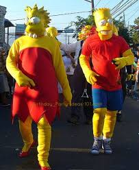 Halloween Costumes Simpsons Share Bart Simpson Costume Ideas Learn Create