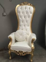 linen rental atlanta luxe throne chair luxe event rental
