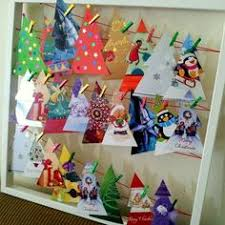 crafts christmas cards recyclable cute way to recycle christmas