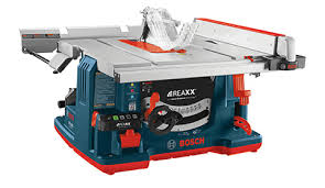 bosch table saw accessories bosch jobsite table saw reaxx gts1041a with active response