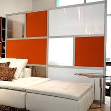 Modern Living Room Divider Loftwall 8 Tall Space Divider