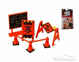 road signs phoenix 16058 1 24 scale diecast car accessory