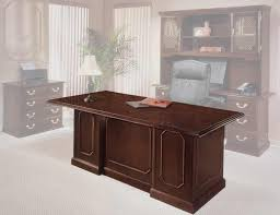 Mahogany Office Furniture by Mahogany Executive Desk Collection