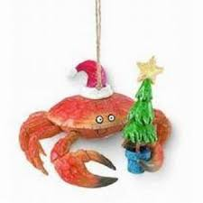 crab tree ornament whyrll