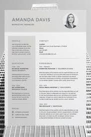 best free resume template best free resume templates prepossessing best 25 resume templates