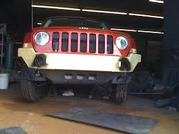 jeep patriot lifted sema bumpers available jeepforum com
