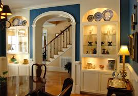 dining room built ins built in china cabinet in dining room home design ideas