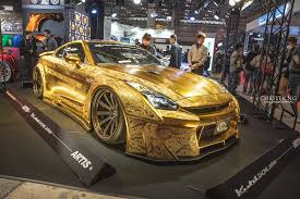 Nissan Gtr 1990 - golden gtr by chester ng come visit us at tuningcult com for more