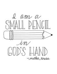 pencil coloring pages look to him and be radiant mother teresa quote coloring pages