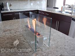 pure flame fireplaces modern fireplace