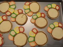 thanksgiving sugar cookies hickory creek