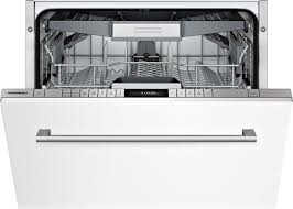 gaggenau df250761 fully integrated dishwasher with info light