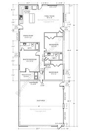 Barn Style Home Floor Plans by Post Frame Home Pole Barn House Floor Plans Style Spotlats