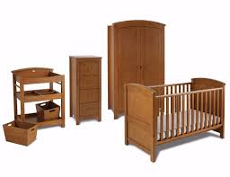 Cot Bed Nursery Furniture Sets silver cross nursery furniture set cotbed wardrobe tallboy
