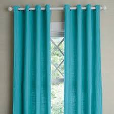 curtains house playroom pinterest turquoise curtains