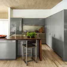 what color kitchen cabinets go with grey floors 32 best gray kitchen ideas photos of modern gray kitchen