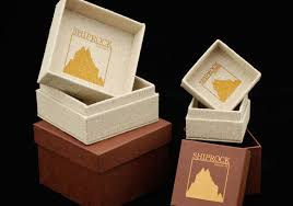 personalized jewelry gift boxes box specialty packaging printed custom logo design