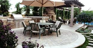 Cost Of Concrete Patio by How Much Gravel Do I Need For Paver Patio Large Concrete Pavers