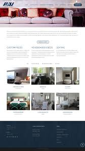 A W Upholstery Web Design U0026 Development In Fort Myers Professional Website