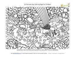 st patrick day coloring pages happy st day coloring page graphic