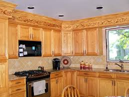 kitchen ideas with oak cabinets oak cabinet kitchen idea funnycleanvideos info