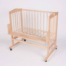 bed side cot co sleeper 90x40cm bambinoworld
