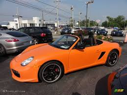 orange porsche 2008 orange porsche boxster s limited edition 51856047 photo 10