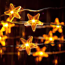 battery operated star lights twinkle twinkle little star warm white led battery operated string