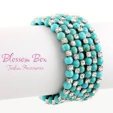 girl accessories blossom box girl fashion accessories cuffs and bangles she12