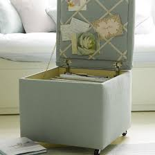 storage ottoman with casters dream ottoman casters upholstered hinges hidden storage home