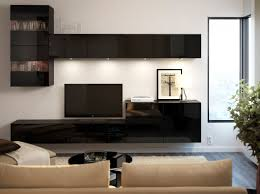 Black Gloss Living Room Furniture