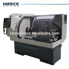hot desktop new automatic cnc lathe for making metal ck6432a