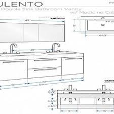 Standard Bathroom Cabinet Sizes by Bathroom Vanity Sizes Interior Design Bathroom Vanity Sizes Chart