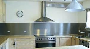 plaque murale cuisine plaque cuisine inox plaque de protection murale cuisine plaque